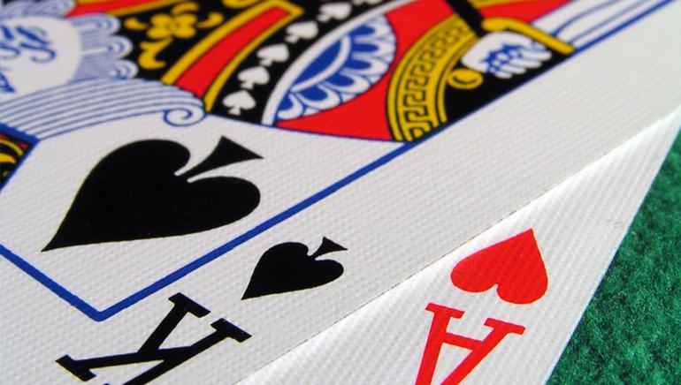 Blackjack online falas