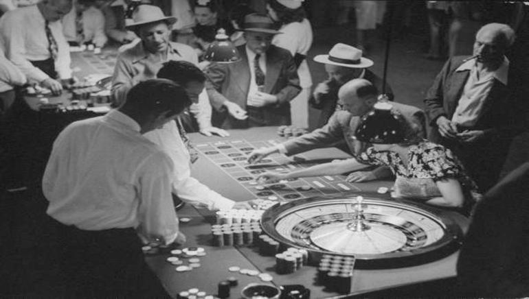 Historia e lojërave të fatit online